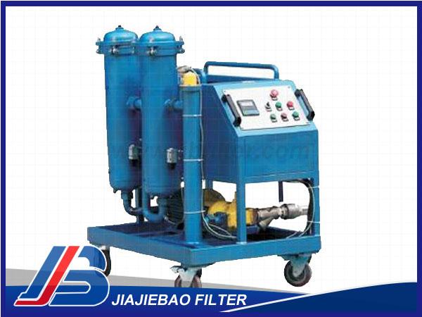 便移式滤油机GLYC-100B高粘度滤油机