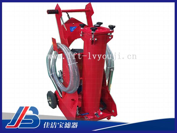 便移式滤油机FCM-100-k-n2b05液压系统滤油机