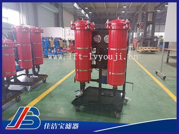 大流量高精度滤油机200L/minLYC-200B