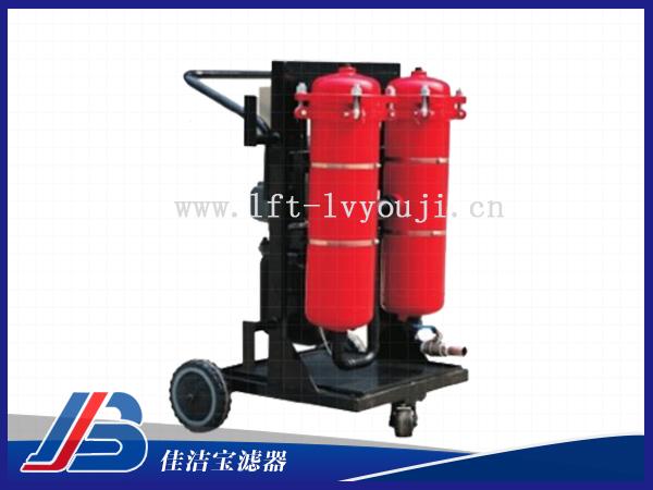防爆滤油机LYC-25*75/FB