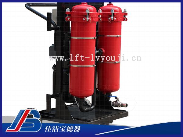 滤油车ALYQ-20-100双筒高粘度滤油机
