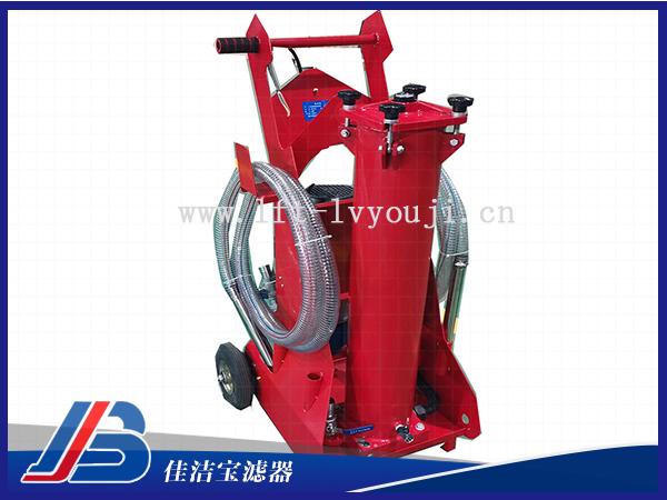 厂家定制高精度滤油机替代HYDAC贺德克FCM150滤油车