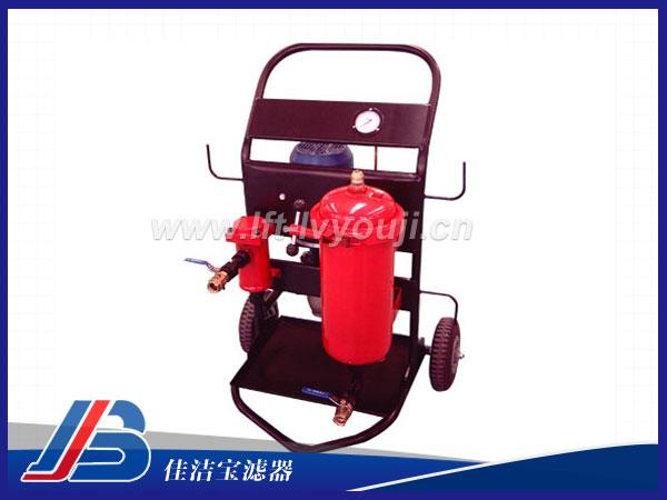 便移式滤油机LYC-100A