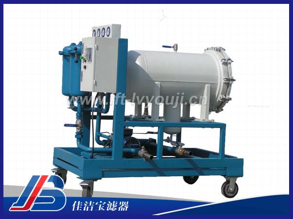 聚结分离净油机HCP100A380-50-KC便移式滤油机