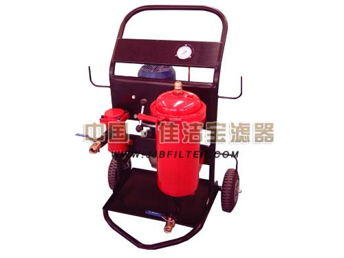 厂家直销便移式滤油机LYC-100A
